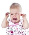 Отит середнього вуха - дитяча проблема