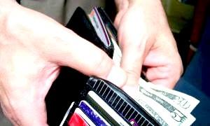 Звідки до нас прийшов гаманець?