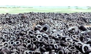 Переробка автомобільних шин і дисків