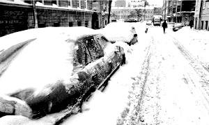 Чому не прибирають сніг у Петербурзі?