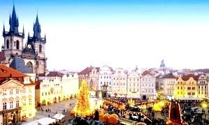 Чому варто поїхати до Праги?
