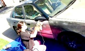 Фарбування авто своїми руками: поради для новачків