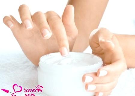 Фото - маски для рук і нігтів