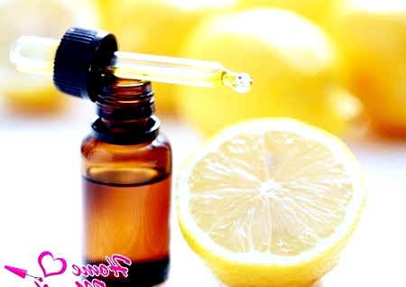Фото - лимон для нігтів