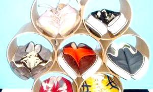 Полиця для взуття своїми руками. поради умільцям