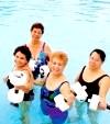 Користь аквааеробіки: не тільки для літніх