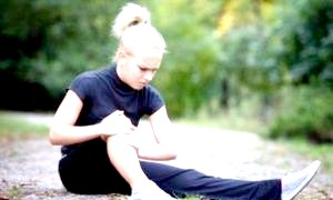 Після бігу болять коліна: поради досвідчених йогів