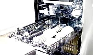 Посудомийка - справжня помічниця на кухні