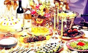 Святкові страви на новий рік - найсмачніше і оригінальне меню