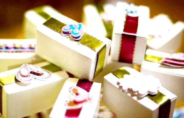 Фото - Ваш подарунок може складатися з декількох невеликих сюрпризів