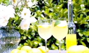 Приготування лікеру лимончелло в домашніх умовах