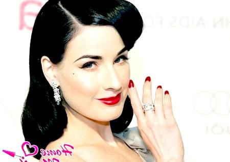 Природна краса овальних нігтів