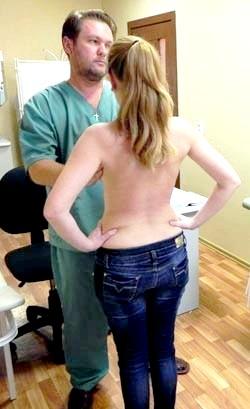 Фото - Огляд у лікаря мамолога