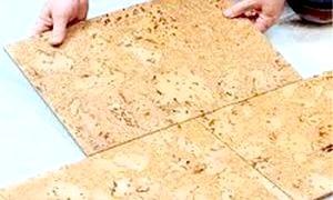 Корковий підлогу: все про плюси і мінуси даного покриття
