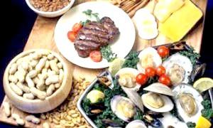 Продукти, що містять цинк: для здоров'я на довгі роки