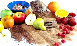 Продукти містять вуглеводи: піраміда корисною і шкідливої їжі
