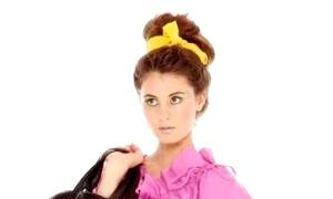Прості зачіски на середній волосся підкреслять привабливість та індивідуальність