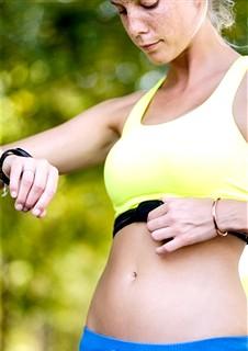 Фото - пульс під час бігу