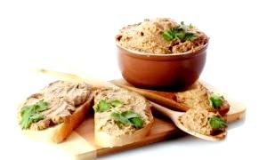 Рецепт печінкового паштету з яловичої печінки: смачний і корисний делікатес