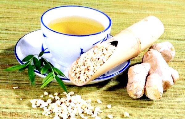 Фото - чай з імбиром