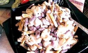 Рецепти салатів на швидку руку