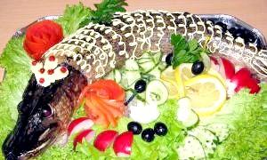 Рибний день - це смачно і корисно, або як приготувати щуку в духовці