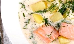 Рибний суп з форелі: справді аристократичний смак