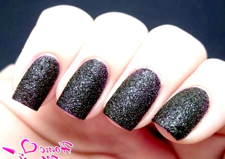 Фото - цукровий лак на нігтях OPI Vesper