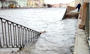Найжахливіші повені петербурга