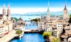 Найстаріше місто світу: цюрих