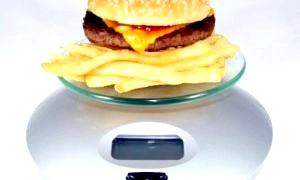 Скільки калорій потрібно вживати в день людині