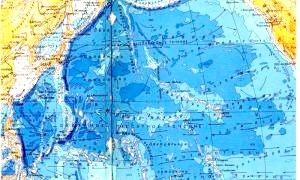 Скільки океанів у світі? 5!