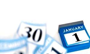 Скільки вихідних у січні 2015 призначене урядом рф