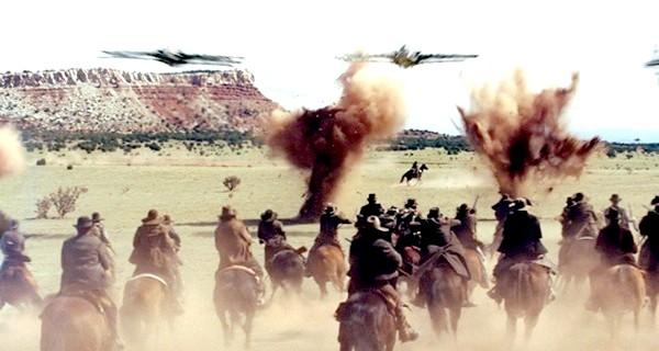 Фото - «Ковбой проти прибульців» - відмінне рішення з'єднати два жанри: вестерн і фантастику. Фото з сайту pfangirl.blogspot.com