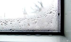Дивлюся у вікно і мені не видно нічого - чому запотівають пластикові вікна?