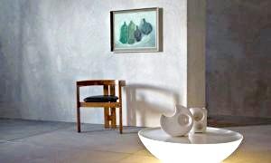 Solar lamp: столик для ноутбука, світильник і арт-об'єкт