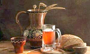 Старовинні рецепти для вашого столу, або як приготувати хлібний квас в домашніх умовах
