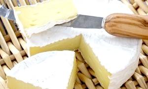 Сир з шаром білої плісняви - істинний делікатес для гурманів