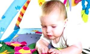 Тактильна стимуляція дитини