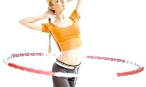 Талія йде обертом: чи можна схуднути за допомогою обруча?