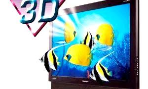 Технології майбутнього: що таке 3d монітор?