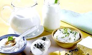 У яких продуктах міститься кальцій?