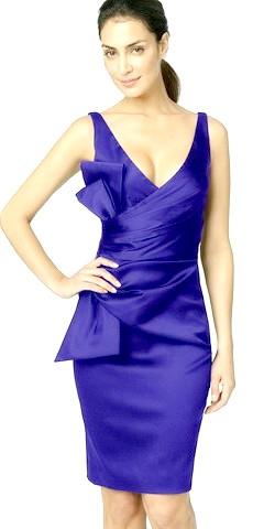 Фото - Пряме плаття для нового року 2015