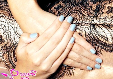 Фото - модні в 2014 році матові нігті