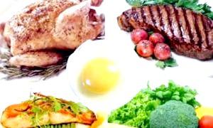 Вітамінно-білкова дієта: худнути і не шкодити здоров'ю