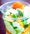 Вода Сассі - річний коктейль для схуднення та оздоровлення