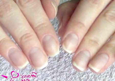 Фото - акуратні оброблені нігті
