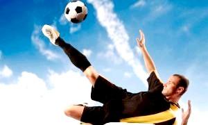 Всесвітній день футболу - свято серед зими