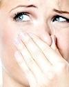 Виділення з неприємним запахом - ознака інфекції