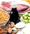 Продукти, багаті залізом - зміцнення організму